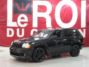 Jeep Grand Cherokee SRT8 SUPERCHARGED 600HP 2008