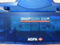 Windows 98, Computer Scanner Agfa SnapScan 1212u.
