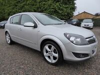 Vauxhall Astra 1.8 i 16v SRi, Rare 5 Door Edition, Superb Condition Throughout, Low Miles, Long MOT