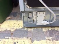FAULTY Miele integrated dishwasher for spares - FREE - please take it away!!