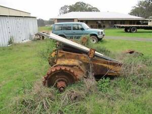 CATERPILLAR D7E CHASSIS, RIPPERS ALSO FOR SALE Elland Clarence Valley Preview