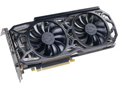 EVGA GeForce GTX 1080 Ti Black Edition GAMING 11G-P4-6391-KR 11GB GDDR5X iCX