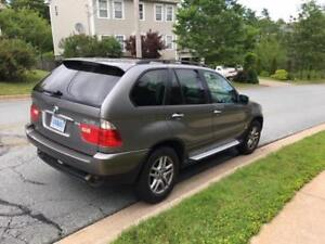 BMW X5 SUV,in great shape with safety perfect winter best offer