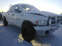 2002-2009 Dodge Ram 2500 for parts LOTS OF TRUCK PARTS!