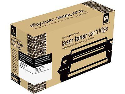 Print-Rite TRH769BRUJ Black Toner Cartridge Replacement for HP CE320A (Hp Print Cartridge Ce320a)