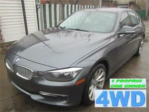 2014 BMW 320 Xi 4WD 2.0L MOONROOF  FINANCEMENT  MAISON $ 69 SEM