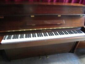 upright piano by young chang 18 year old