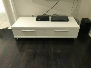 TV stand from La Vie Furniture