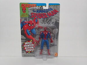 vintage classics spider man action figure