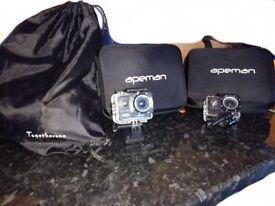 Apeman Action Sports Camera Video