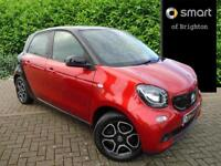 smart forfour PRIME PREMIUM (red) 2016-07-30
