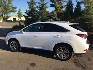 2013 Lexus RX Ultra Premium Package 2