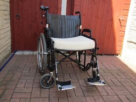 "22""wide Enigma wheelchair"