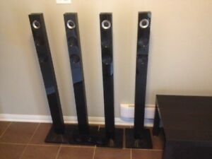 Speakers for surround sound  LG (all five)