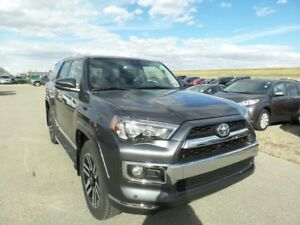 2018 Toyota 4Runner Limited   7 Passenger   3M Paint Protection