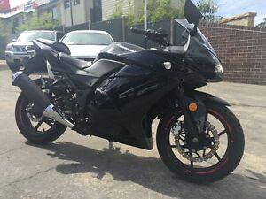 2010 Kawasaki Ninja 250R (EX250) 250CC Sports Sylvania Sutherland Area Preview