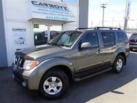 2006 Nissan Pathfinder SE 4WD, 7 Passenger, Tow Package