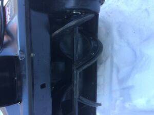 Brute snow thrower by Briggs and Stratton