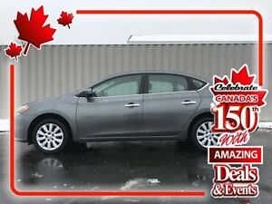 2016 Nissan Sentra 1.8 S 4dr  ( CANADA DAY SALE!) NOW $13,450
