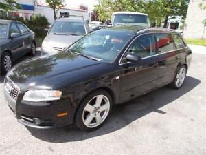 """2007 Audi A4 2.0 Turbo Quattro S-Line """" Sport-Package"""