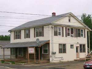 Income Properties for Sale Business Opportunity Downtown NB