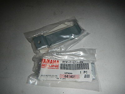 OEM YAMAHA SRX VMAX 600 700 FUEL PIPE CLAMP (2PC)  8CR-21977-00