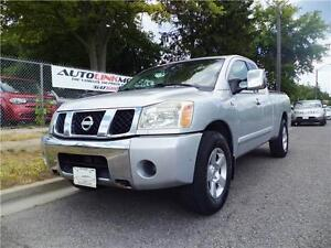 2004 NISSAN TITAN V8 6 PASSENGER**POWER PACKAGE & MORE!