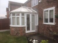 Conservatory (buyer to dismantle)