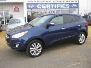 2011 Hyundai Tucson ** Limited AWD à voir belle apparence **