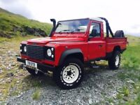 Land Rover 110 Defender 2.5 Td5 High Capacity Pick-Up