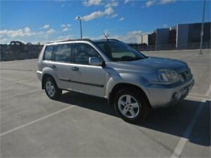 2006 Nissan X-Trail T30 MY06 ST-S 40th Anniversary (4x4) Silver 5 Speed Manual Wagon Burwood Whitehorse Area Preview