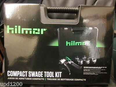 Hilmor Compact Swage Tool - 1839015