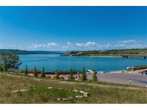 Mountain/Lake View Lot For Sale At Ghost Lake, AB