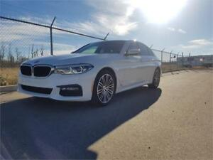 Just in!! Look Now!! 2018 BMW 530i Xdrive M Performance Package