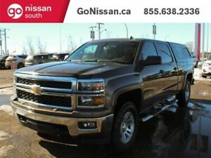 2014 Chevrolet Silverado 1500 LT4X4 WITH CANOPY TO MATCH !!!