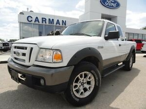 2007 Ford Ranger FX4 4X4 Supercab