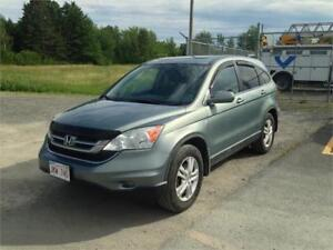 2010 Honda CR-V EX AWD NEW PRICE!!!