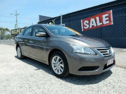 2013 Nissan Pulsar B17 ST Grey 6 Speed Manual Sedan Kippa-ring Redcliffe Area Preview