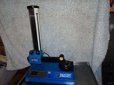 Diaset Tool Presetter Not Working Missing Power Supply