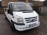 2006 Ford Transit Recovery Truck Spec Lift