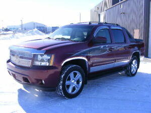 2009 CHEVROLET AVALANCHE LT--REMOTE STRTER-SUNROOF-