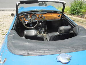 1974 TR6 for sale