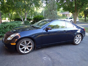 2004 Infiniti G35 Luxury Coupe Certified, E-Tested