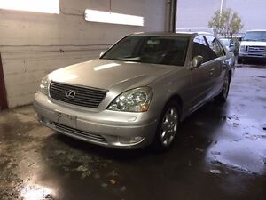 2002 Lexus Other Ultra Prem w/Navi/Aniline Sedan
