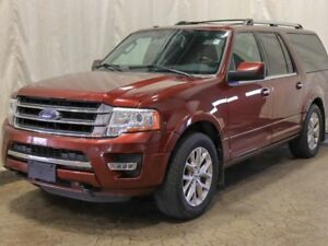 2015 Ford Expedition MAX Limited 4WD w/ Navigation, Winter Tire