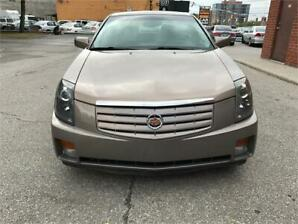 2006 Cadillac CTS 3.6L ONLY 95KM! ORG CERTIFIED! FULL OPTION!