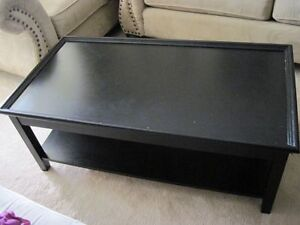Coffee table and side tables *Moving*