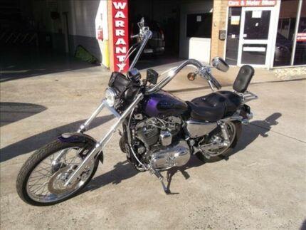 2003 Harley-Davidson XLH1200 (XL1200) Sportster 1200CC Mordialloc Kingston Area Preview