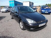 Ford Focus 1.4 i 16v CL 5dr LOW CC LEATHER Minster Autos ME12 3RT
