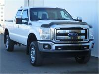 2012 F-350 Lariat 4X4 Crew! Gas 6.2L Greaat Shape Low Payments!